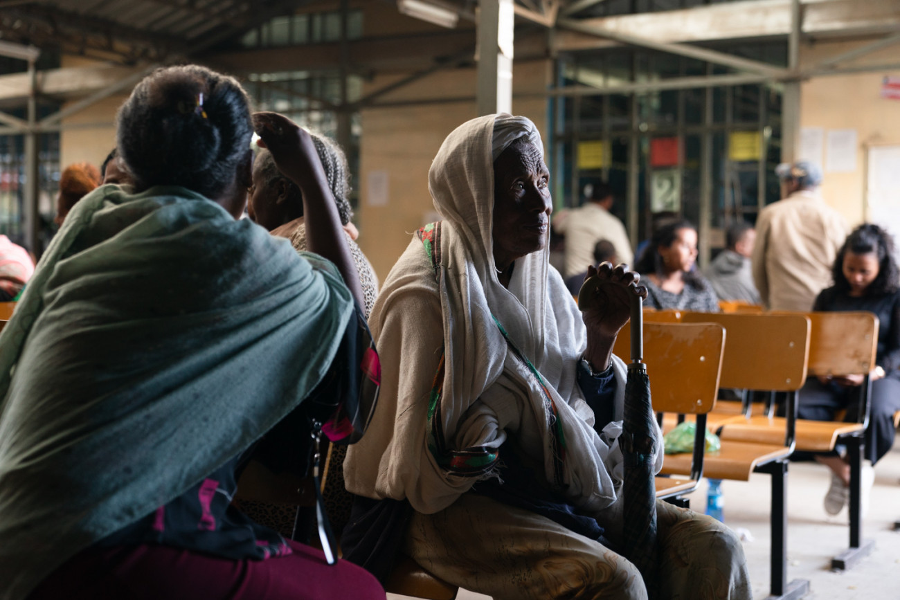 Orbis and Trachoma in Ethiopia